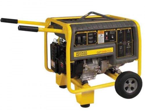 Generator, 3,800 Watt