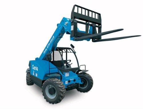 Forklift, 5,000#, 19' Reach