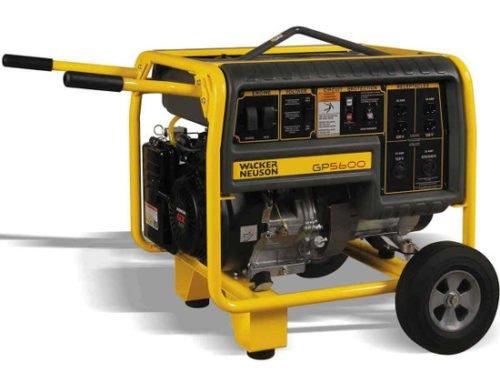 Generator, 5,600 Watt