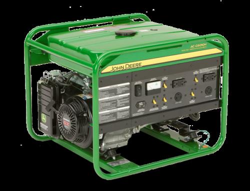 Generator, 6,000 Watt