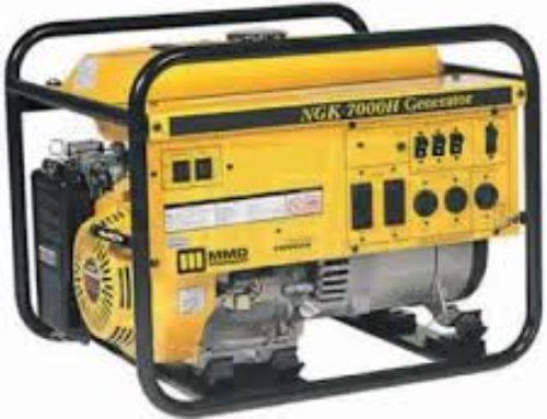 Generator, 7,000 Watt