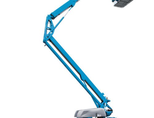 Towable Boom Lift 50' Electric