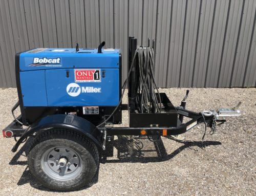 Welder, Towable 250 Gas
